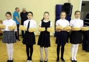 Финал Первенства России среди девушек 2001-02 г.р. первый день