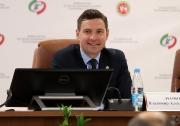министр по делам молодежи и спорту РТ Владимир Леонов