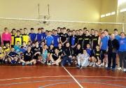 общая фотография команд участников зональных игр в Альметьевске