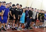 церемония открытия зональных игр СВЛ РТ в Альметьевске