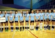 команда девушек С/Петербурга (Калининская) стала бронзовым призером финальных игр Первенства России среди девушек 2001-02 г.р.