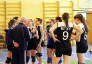 тайм-аут команды КГЭУ берет тренер Вячеслав Соколов