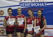 Региональный этап Чемпионата Ассоциации Студенческих Спортивных Клубов России по Республики Татарстан по волейболу 4х4